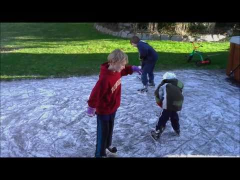 how to make a skating rink in your backyard how to save money and do