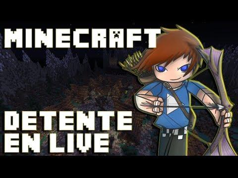 Minecraft :  Splegg, Vampire Z, Hide N Seek | Live D étente