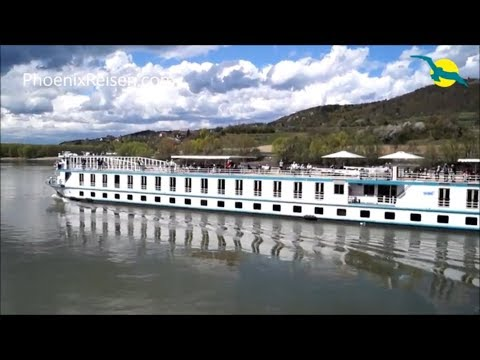MS PRINZESSIN KATHARINA Schiffsrundgang - Das PHOENIX REISEN Schiff für gehobene Ansprüche