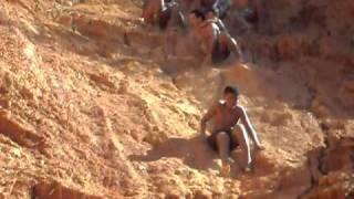 Guardiões da Natureza do Rei - resgate de acidentados em barrancos