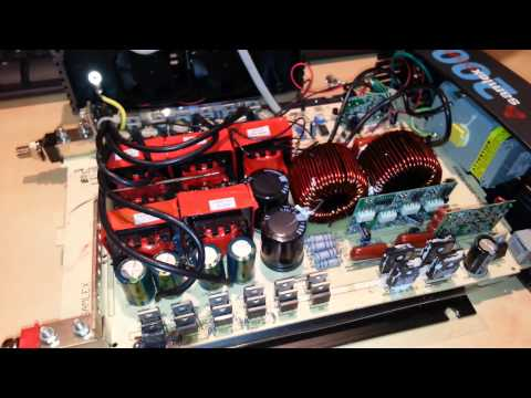 Samlex SSW-2000 Pure Sine Power Inverter Repair: Part 1