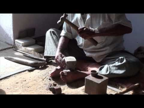 The craftsmen of Gujarat  2/7 - Bell (India)