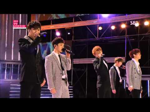 [HD 720p] 130302 BEAST B2ST - Fiction + Beautiful Night