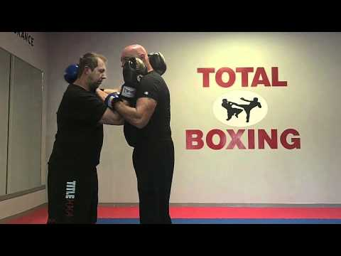 Kickboxing Lesson - The Clinch Image 1