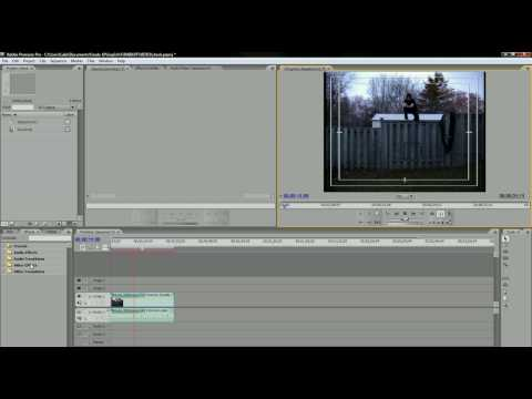 Adobe Premiere Pro   Slow Motion. Fast Forwarding & Reverse Video Tutorial