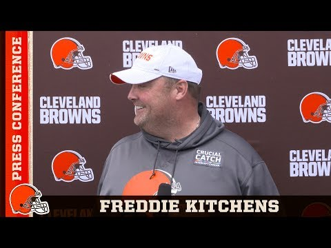 "Freddie Kitchens: ""This time of the year is for knowledge more than anything else"""