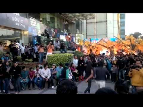 Radio mirchi Bangalore Flash mob