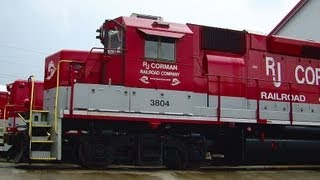 R J Corman Railroad Company, Kentucky, US
