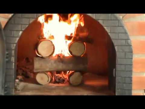 Como fazer um forno a lenha