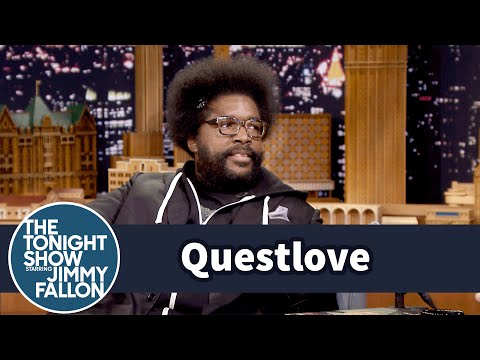 Questlove Recalls How Jimmy Fallon Won Over the Roots news