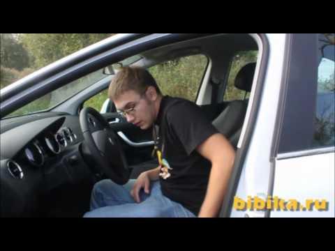 Peugeot 408 видео тест-драйв