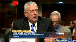 Threats To National Security Focus Of Senate Armed Services Hearing