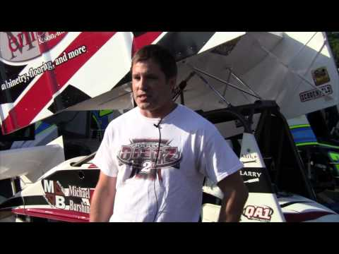 Lincoln Speedway Dirt Classic Driver Comments 7-26-14