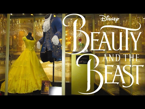 First Look at Beauty and the Beast Costumes from Disney's New Live Action Movie