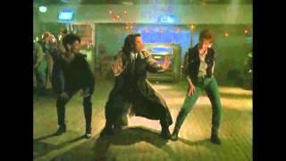 John Travolta Dance Montage