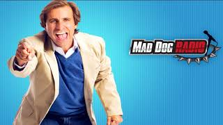 Chris Mad Dog Russo-Sweet 16 games & bad ratings SiriusXM