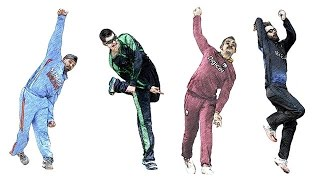 Top 5 bowlers with best economy rate in T20s