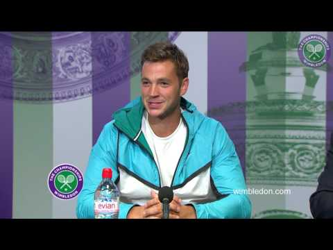 Marcus Willis second round press conference