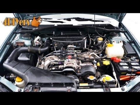 Subaru WRX Power Steering Fluid Change DIY