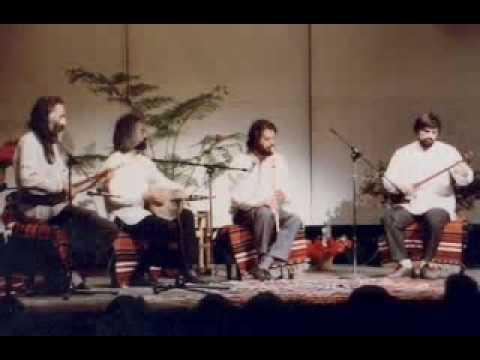 Ostad Lotfi Persian Tar - Eshgh Danad