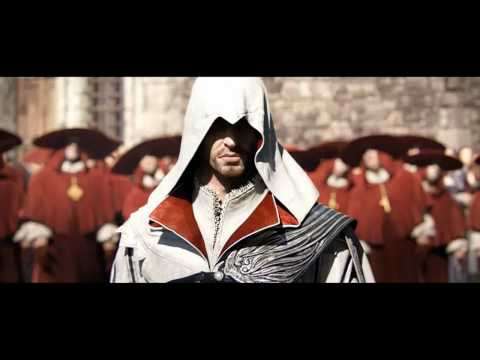 Assassin's Creed Brotherhood - Official Extended Trailer 2010 [HD] [Enhanced DTS Sound]