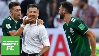 How Mexico beat Germany 1-0 to kick off their 2018 World Cup | ESPN FC