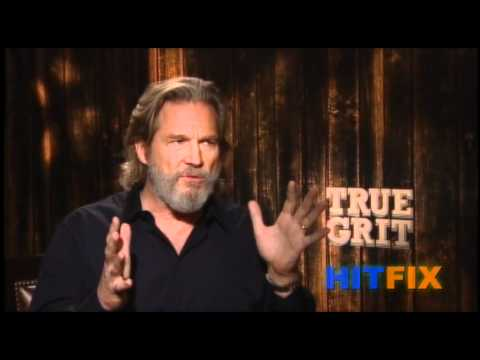 Jeff Bridges talks to HitFix about True Grit