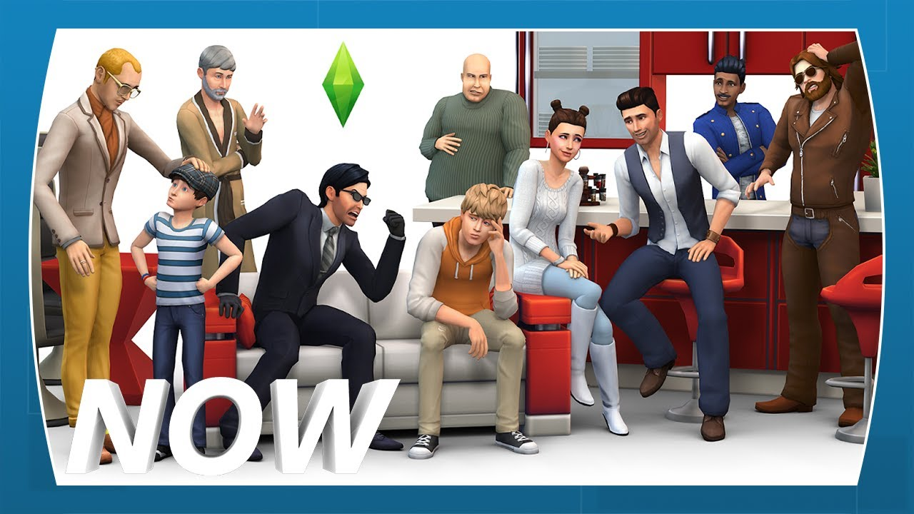 The sims 4 release date