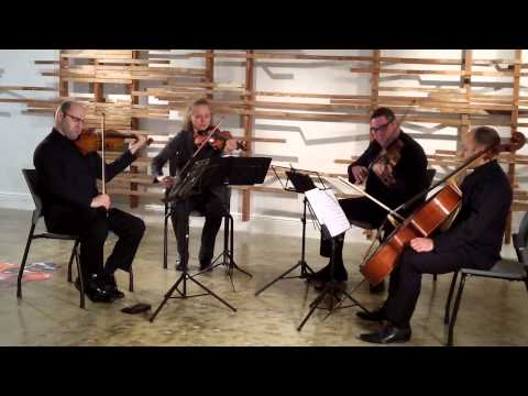Haydn: Quartet in F-minor, op. 20, no. 5 -- Amernet String Quartet, AmerneXt -- IV. Fuga