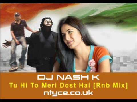 Bollywood Remix - Yuvvraaj Tu Hi To Meri Dost Hai Remix (Dj...