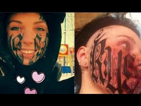Disaster - Face Tattoo After First Date