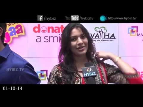 Geetha madhuri Singer at Manjeera Mall