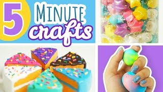 5 Minute Crafts To Do When You're Bored