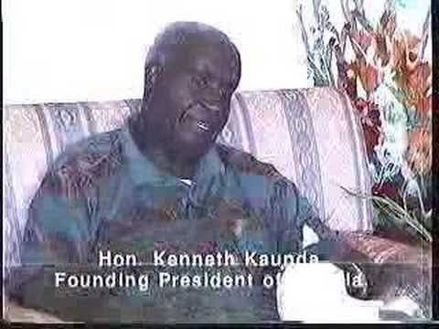 Hon. Kenneth Kaunda - Air date: May 1997
