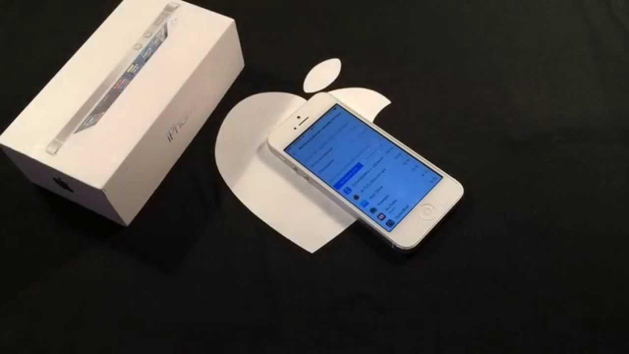 Полный обзор iPhone 5! Стоит ли покупать?