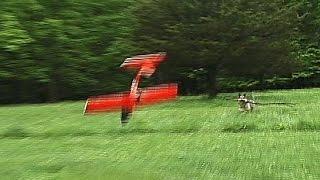 Killer Planes Crashproofing (Carbon Fiber Reinforcement) will Make You Feel LIke Singing!