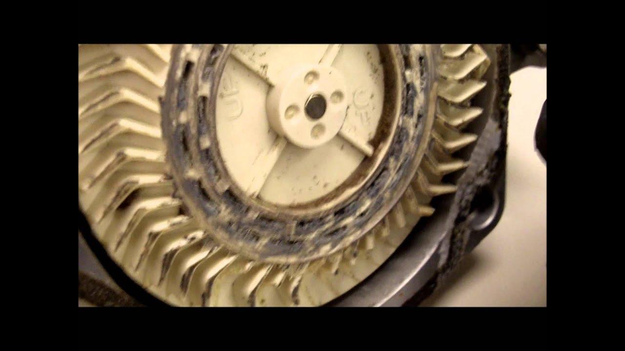 Toyota Air Pump Failure Youtube