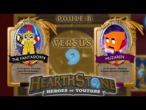 Hearthstone: Heroes of Youtube - Fanta Vs Muzaren