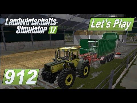 LS17 #912 Die Tiere brauchen Aufmerksamkeit #Lets Play Landwirtschafts Simulator 2017 4fach mod map