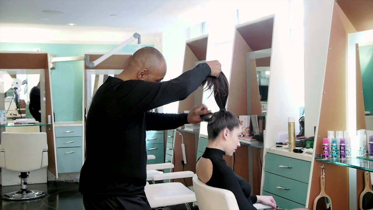 Hairstyles for a Masquerade Ball : Tips for Styling Hair - YouTube