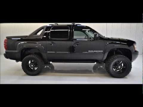 lifted chevy avalanche how to save money and do it yourself. Black Bedroom Furniture Sets. Home Design Ideas