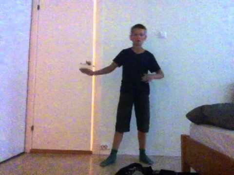 Dubstep dance | kill everybody skrillex