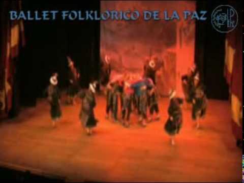Ballet Folklorico De La Paz (BOLIVIA)