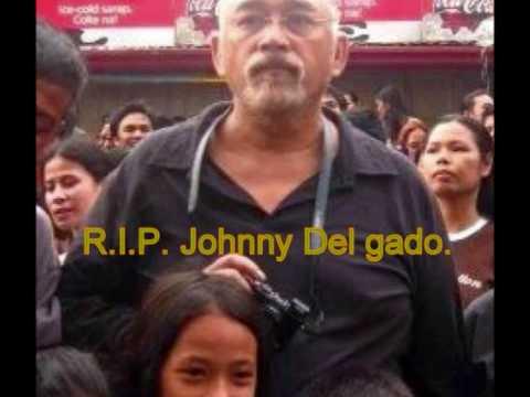 R.I.P. Johnny Delgado