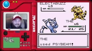 Pokemon Blue  RANDOMIZER NUZLOCKE NO GRIND CHALLENGE #4