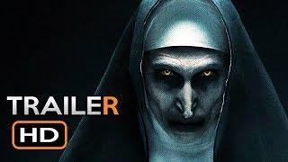 The Nun Official Trailer #1 (2018) Horror Movie HD