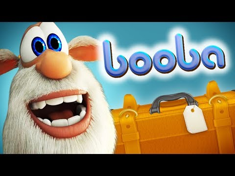 Booba - Vacation | animated short - funny cartoon | Super ToonsTV thumbnail