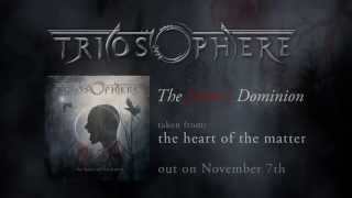 TRIOSPHERE - The Heart's Dominion (LYRIC video)