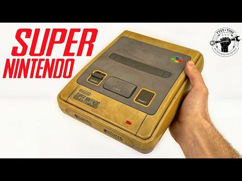 Nintendo Console Restoration - Yellowed Plastic Retrobright - ASMR