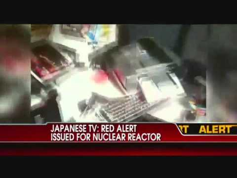 Japan NWO cards : Japan Reactor May Have Started to Melt Down, Agency Says